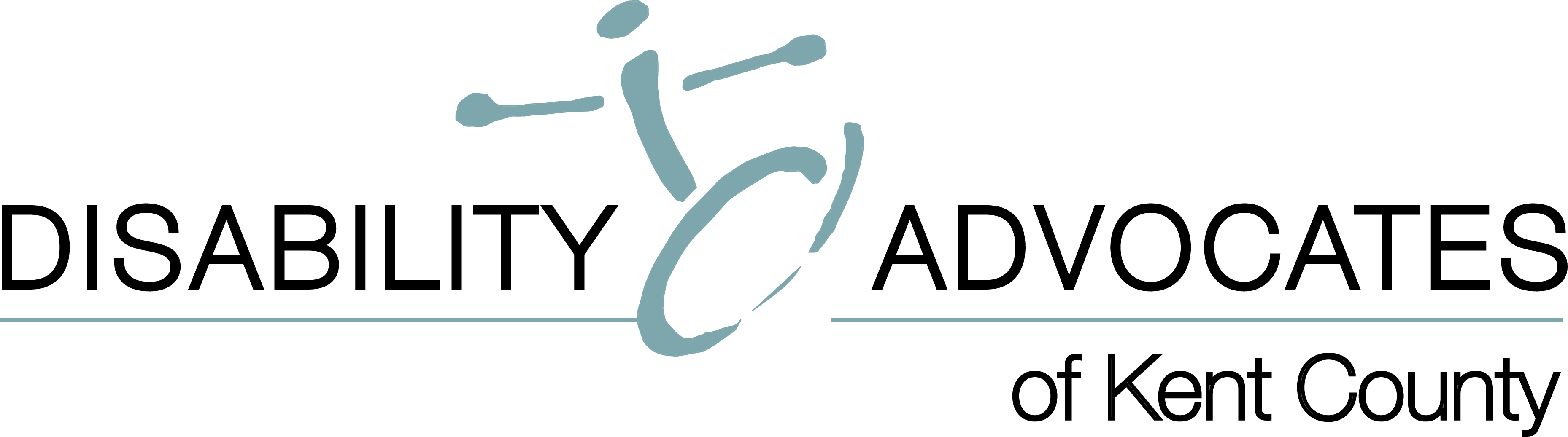 The logo for Disability Advocates of Kent County